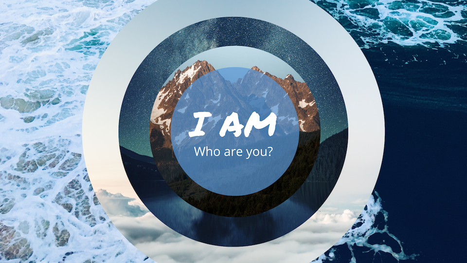 I Am: who are you?