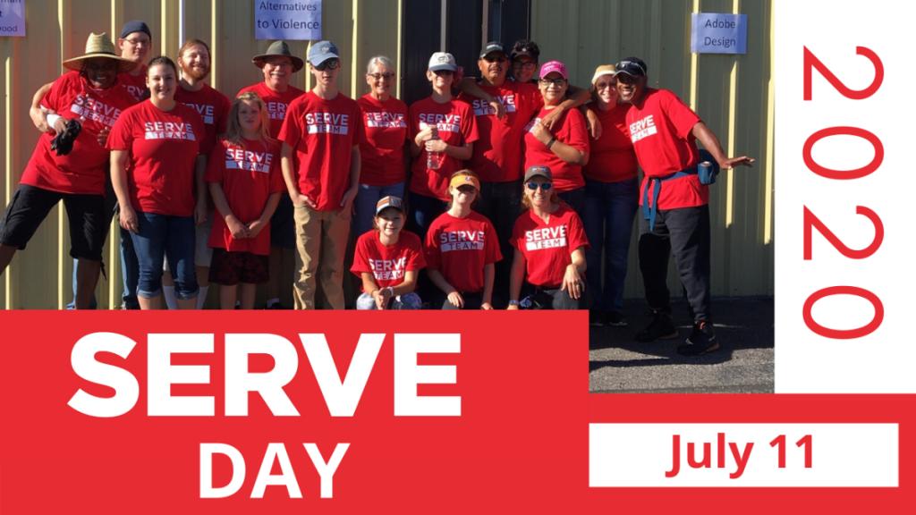 Serve Day July 11, 2020